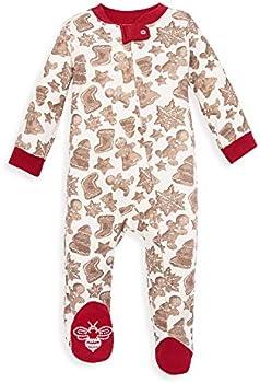 Burt's Bees Unisex Baby Sleep & Play Organic One-Piece Romper-Jumpsuit