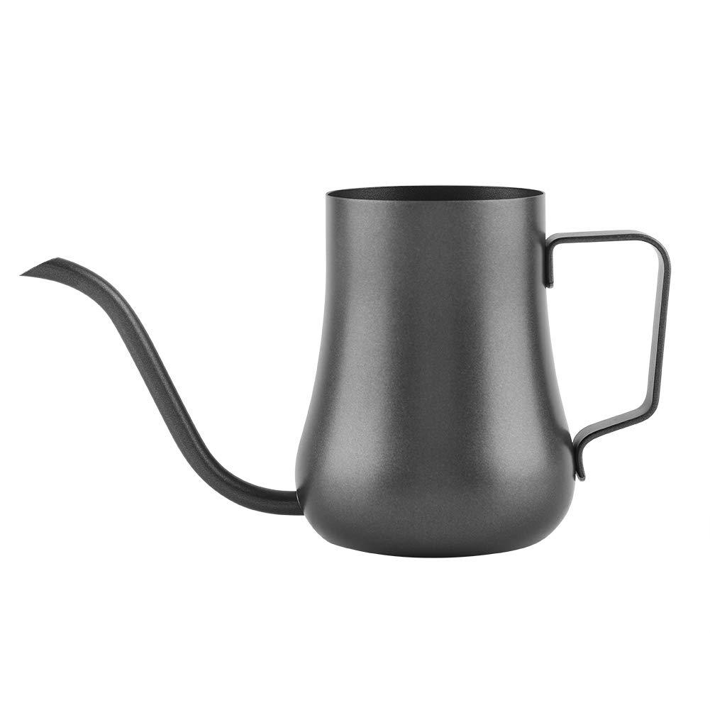 Acquisto Caffettiera da 350ml, teiera in acciaio inox con beccuccio stretto per bere caffè o tè Prezzi offerta