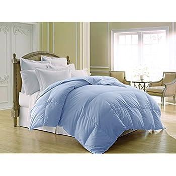 Amazon Com Luxlen Down Comforter 600 Fill Power Queen