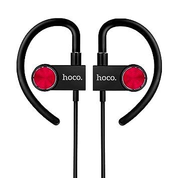 Hoco pinhen Bluetooth 4.1 auriculares inalámbricos correr auriculares estéreo deportes auriculares a prueba de sudor auriculares