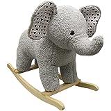 Kids Preferred Elephant Rocker Large, Multicolor