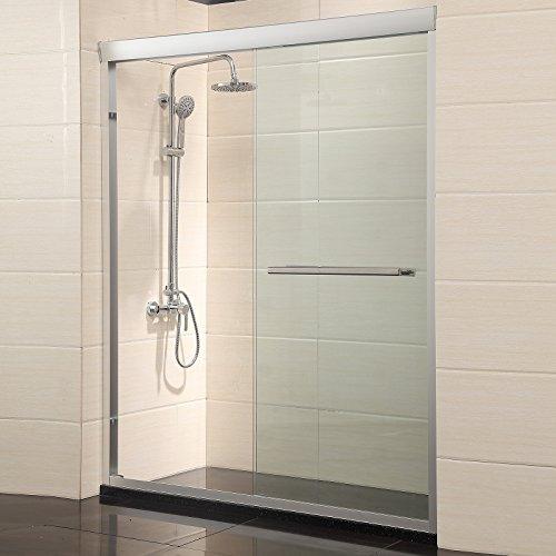 Woodbridge Mbsdc6076c Frameless Sliding Shower 56 Quot 60