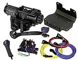 KFI Combo Kit - SE35 Stealth Winch & Winch Mount - 2016-2018 Yamaha Grizzly 700 & 2016-2018 Kodiak 700 ATV