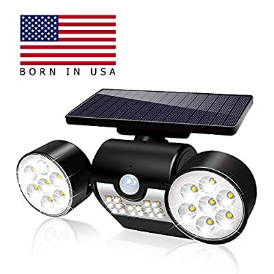 UK BONITOYS WallyDeals 32.5 inch Solar Flame Lights Outdoor Waterproof Flicker Torch Light Landscape Decor Dusk to Dawn Auto On/Off Security Path Lights for Garden Patio Deck Yard Driveway