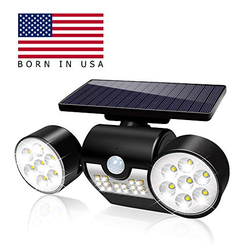 UK BONITOYS WallyDeals 32.5 inch Solar Flame Lights Outdoor Waterproof Flicker Torch Light Landscape Decor Dusk to Dawn Auto On/Off Security Path Lights for Garden Patio Deck Yard Driveway …