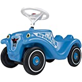 Big Bobby Classic Dolphin Car Riding Push Toy