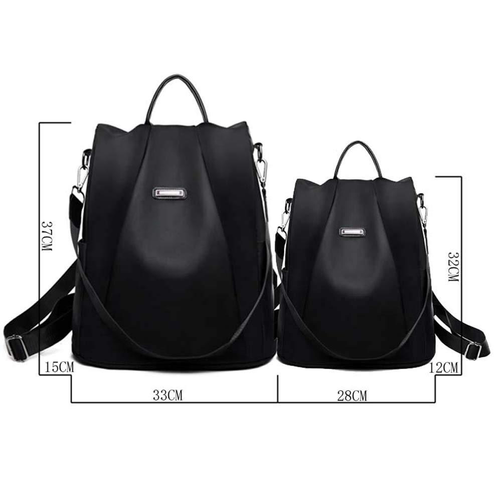 Frauen Oxford Tuch diebstahlsicherung Rucksack Frauen Mode Mode Mode Freizeit Reise umhängetasche mehrzweck Wasserdichte Handtasche B07QDXW17R Daypacks Online-Verkauf 16cf29