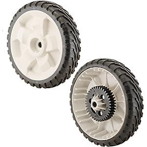 "Toro 115-4695 PK2 8"" Wheel Gear Assembly, 2-Pack from Toro"