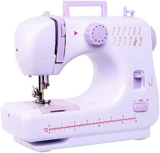 Máquina de coser del hogar, 12 puntos de sutura 2 velocidad ...