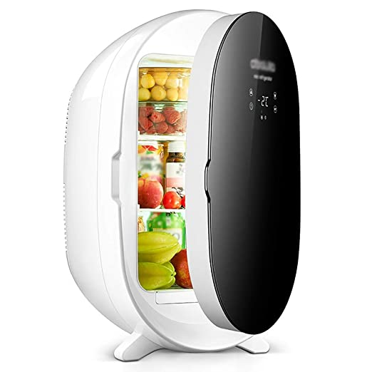 Mini Nevera Silent 20L Creativo, Doble Núcleo, Refrigerador ...