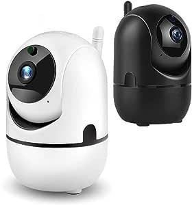 1080P Cloud HD IP Camera WiFi Auto Tracking Camera Baby Monitor Night Vision Security Camera Home Surveillance Camera