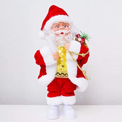 25caf3b87b115 Amazon.com  Xiaolanwelc  Christmas Decorations for Home Dancing ...