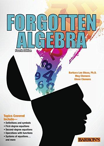 Forgotten Algebra