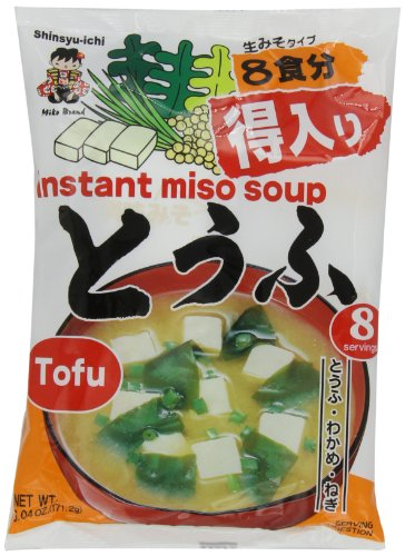 Which is the best tofu for miso soup?