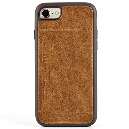 ZVE Genuine leather Protective Shockproof