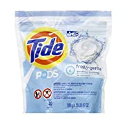 Tide Pods Free and Gentle, 20 Count
