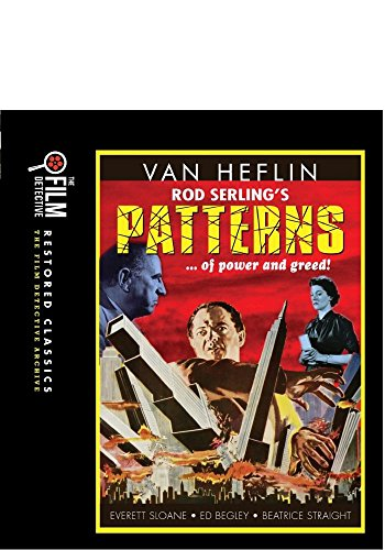 - Patterns (The Film Detective Restored Version) [Blu-ray]