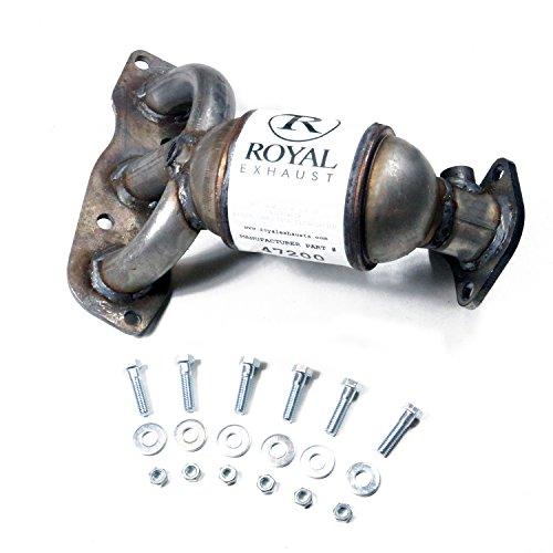 (Catalytic Converter compatible with 2007-2011 Mitsubishi Outlander | 3.0L Rad Side Manifold)