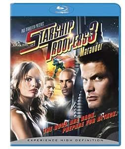 Starship Troopers 3: Marauder [Blu-ray] (Bilingual) [Import]