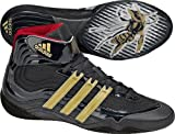 Adidas Tyrint IV black/gold/red - 12