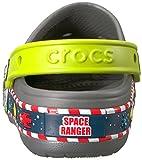 Crocs Unisex-Kids Crocband FL Buzz Lights K