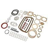 Elring 111198007ASP Engine Gasket Set with Crank Seal for VW Beetle
