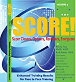 img - for SCORE 3: Super Closers, Openers, Revisiters, Energizers book / textbook / text book