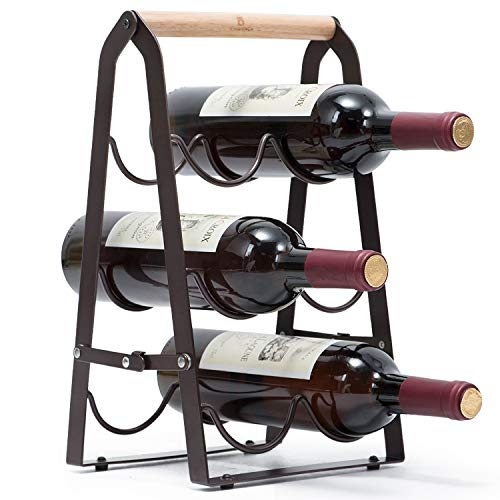 wine rack for table - 3