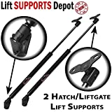 Qty (2) LEXUS RX330 RX400H 2004 To 2006 Liftgate Lift Supports With Power Gate