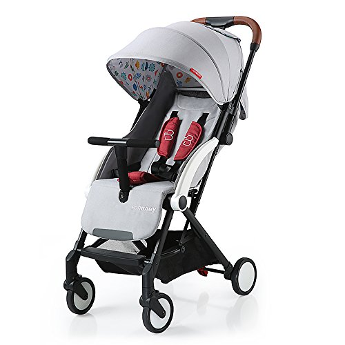 Learn More About SpringBuds Baby Lightweight Stroller for Airplane City Travel Stroller Toddler Push...