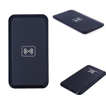 Hemobllo Qi Cargador inalámbrico para teléfono móvil ...