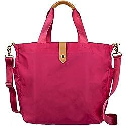 Boulevard Olivia Baby Bag - Berry