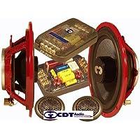 ES-62is GOLD - CDT Audio 6.5 Slim Mount Component System
