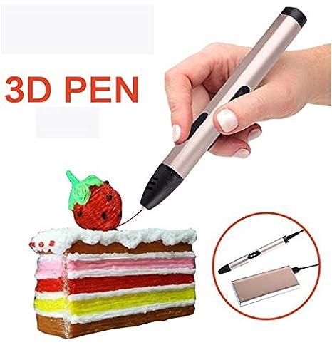 3d impresora Pen estándar 3d impresión para niños, con ABS ...