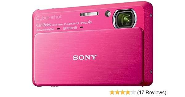 Amazon.com : Sony TX Series DSC-TX9/R 12.2MP Digital Still Camera with