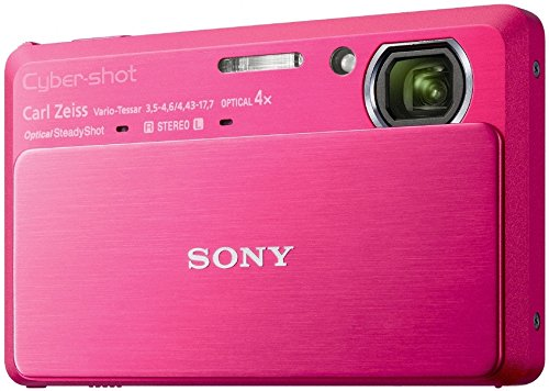Sony TX Series DSC-TX9/R 12.2MP Digital Still Camera with