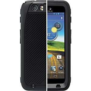 OtterBox Defender Series Case for Motorola Atrix HD - Retail Packaging - Black (Discontinued by Manufacturer)