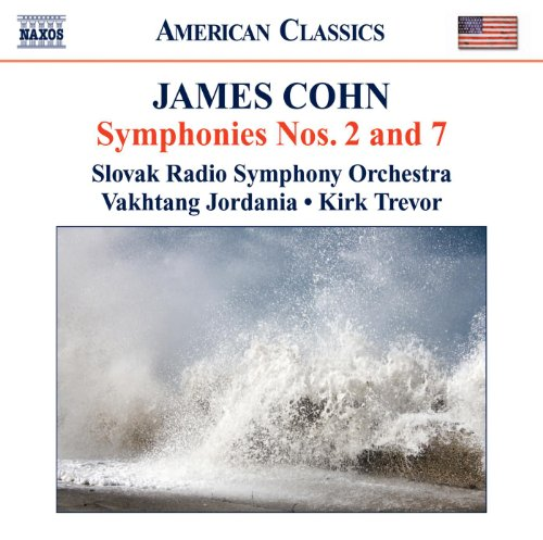 Cohn: Symphonies Nos. 2 And 7 / Variations On The Wayfaring Stranger
