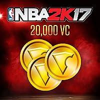 NBA 2K17: 20,000 VC Full Price - PS3 [Digital Code]