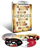 Greatest Ever Heroic Movies Collection (Steelbook) [DVD]