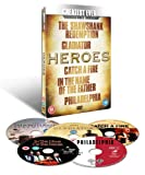 DVD : Greatest Ever... Heroes [Steelbook] [Import anglais]