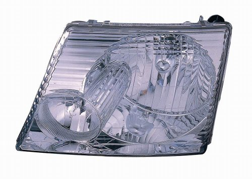 04 explorer headlight assembly - 9
