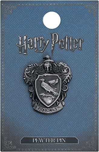 Harry Potter Ravenclaw School Crest Pewter Lapel Pin