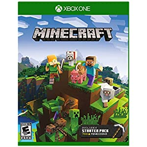 Minecraft Starter Collection - Xbox One
