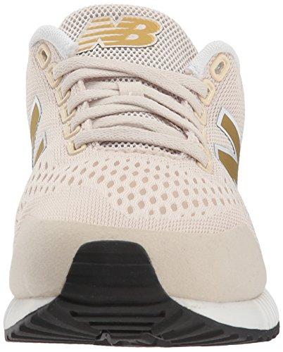 Nieuw Evenwicht Vrouwen 005v1 Sneaker Moonbeam / Pekel Metallic