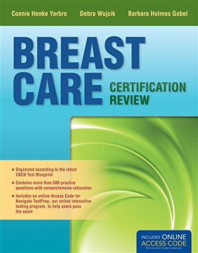 Breast Care Certification Review by Brand: Jones n Bartlett Learning