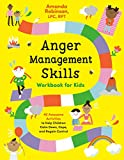 Anger Management Skills Workbook for Kids: 40