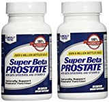 New Vitality Super Beta Prostate - 60 Count (Pack of 2)