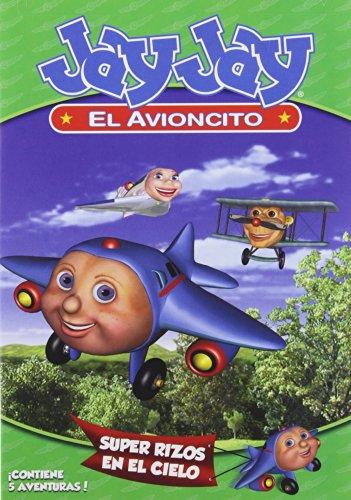 JAY JAY EL AVIONCITO: SUPER RIZOS EN E
