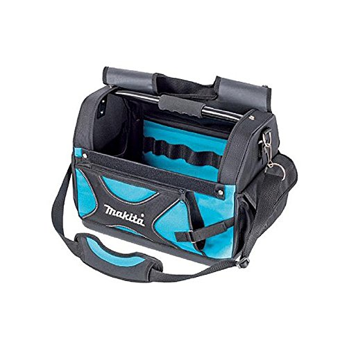 Makita P-79946 Open Tote Bag with Saw Pocket Tool Case Box